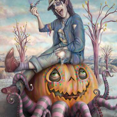 """Octopump Origins"" 2012"