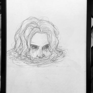 """Noise Sketch"" 2016"