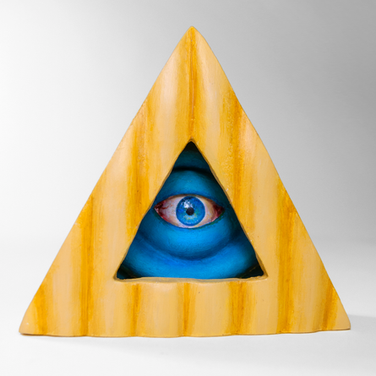 """Trifecta Eye"" 2014"