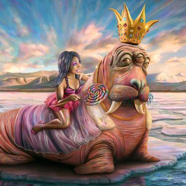 """""""Walrus King"""" 2012"""