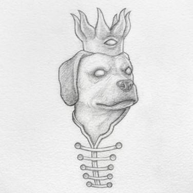 """""""King Gordo - Toy Concept"""" 2016"""