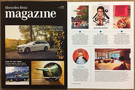 mercedes benz magazine