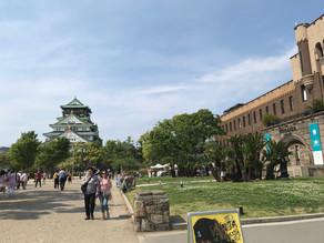 「大阪城」にて常設販売