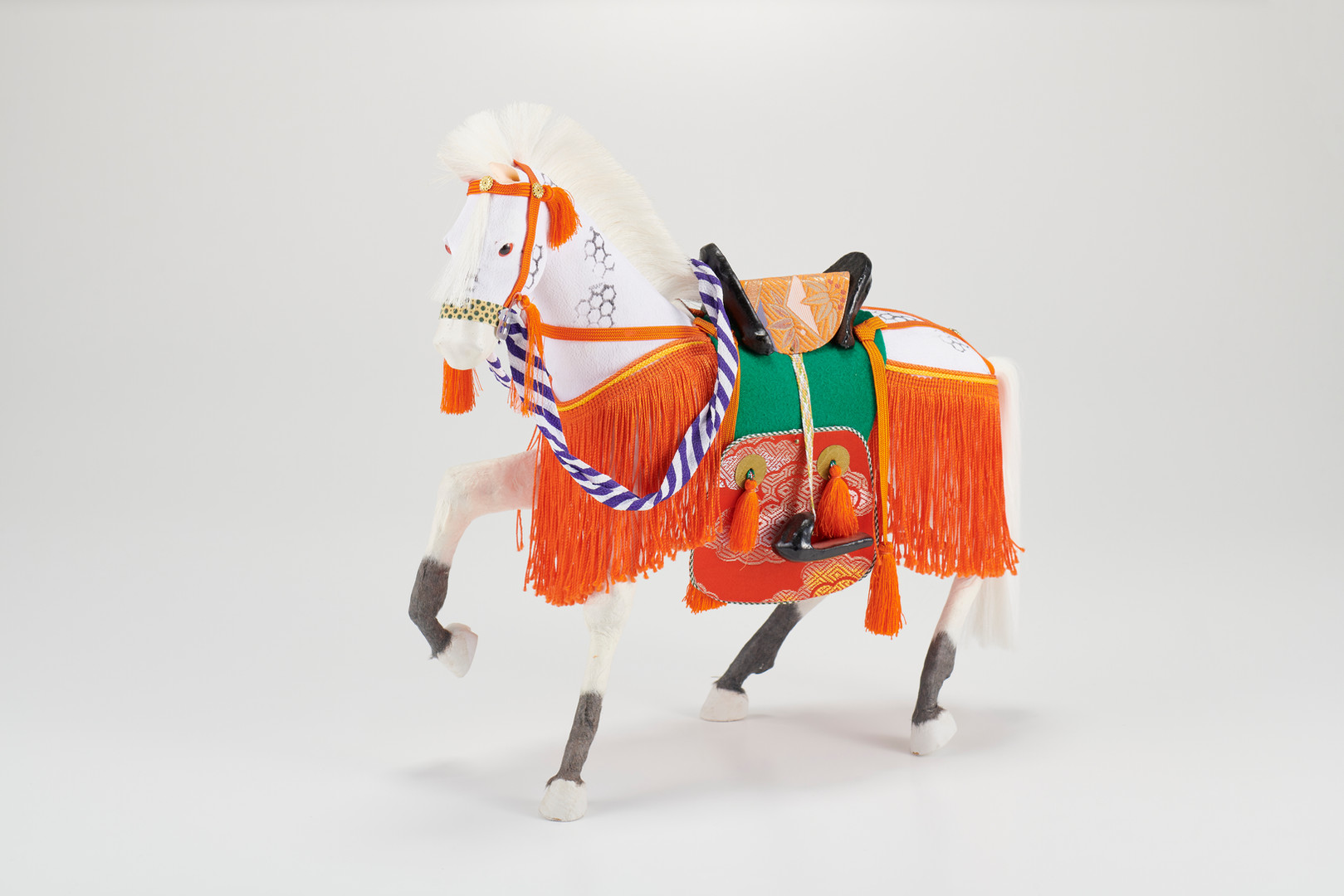 五月人形 飾り馬