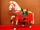 五月人形 飾馬
