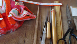 雛人形 制作道具