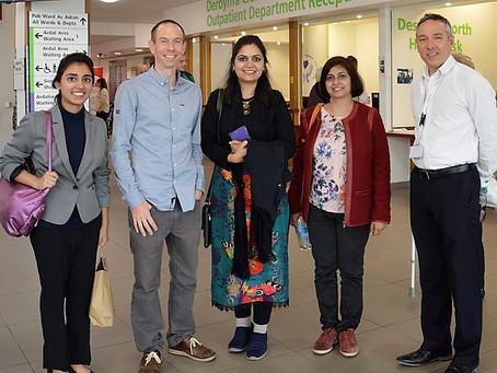 India to UK Visit 2019