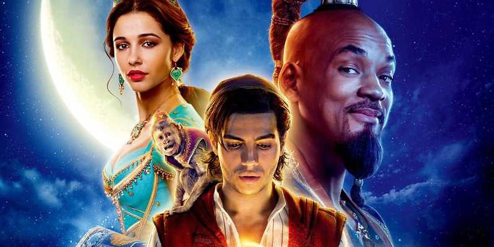 Aladdin Movie Fundraiser Night