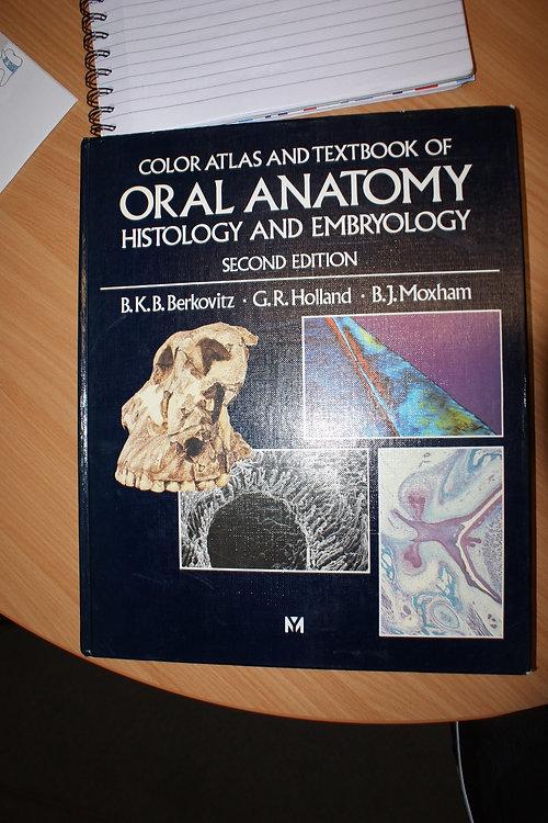 Amazing Berkovitz Oral Anatomy Histology And Embryology Image ...