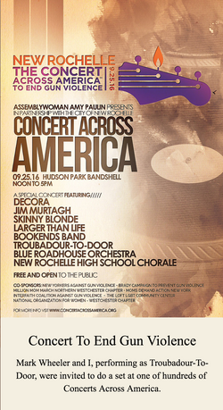 Concert to End Gun Violence