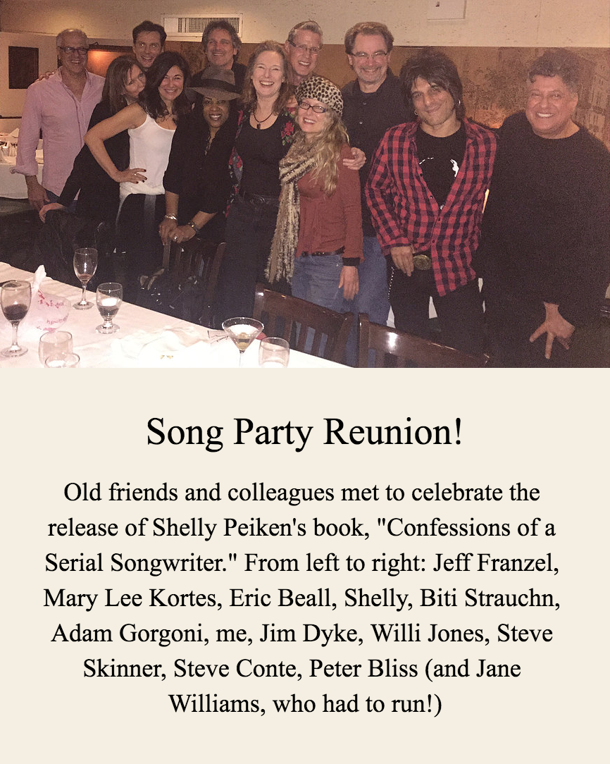 SongParty Reunion