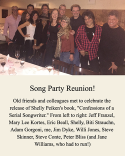 SongParty Reunion