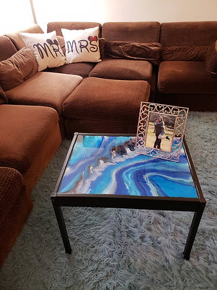 Geode Coffee Table