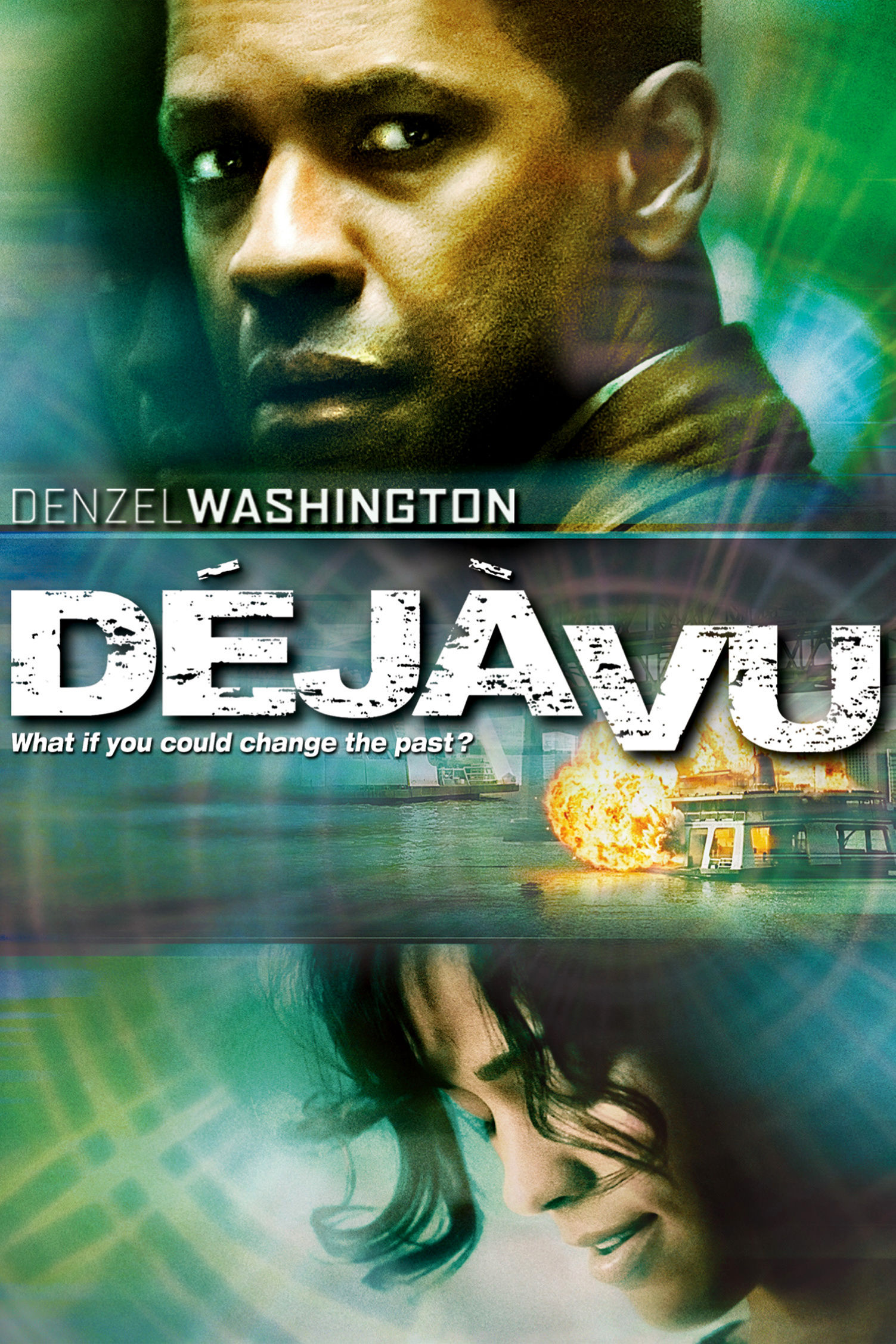 """Melt Away"" in hit film Deja Vu"
