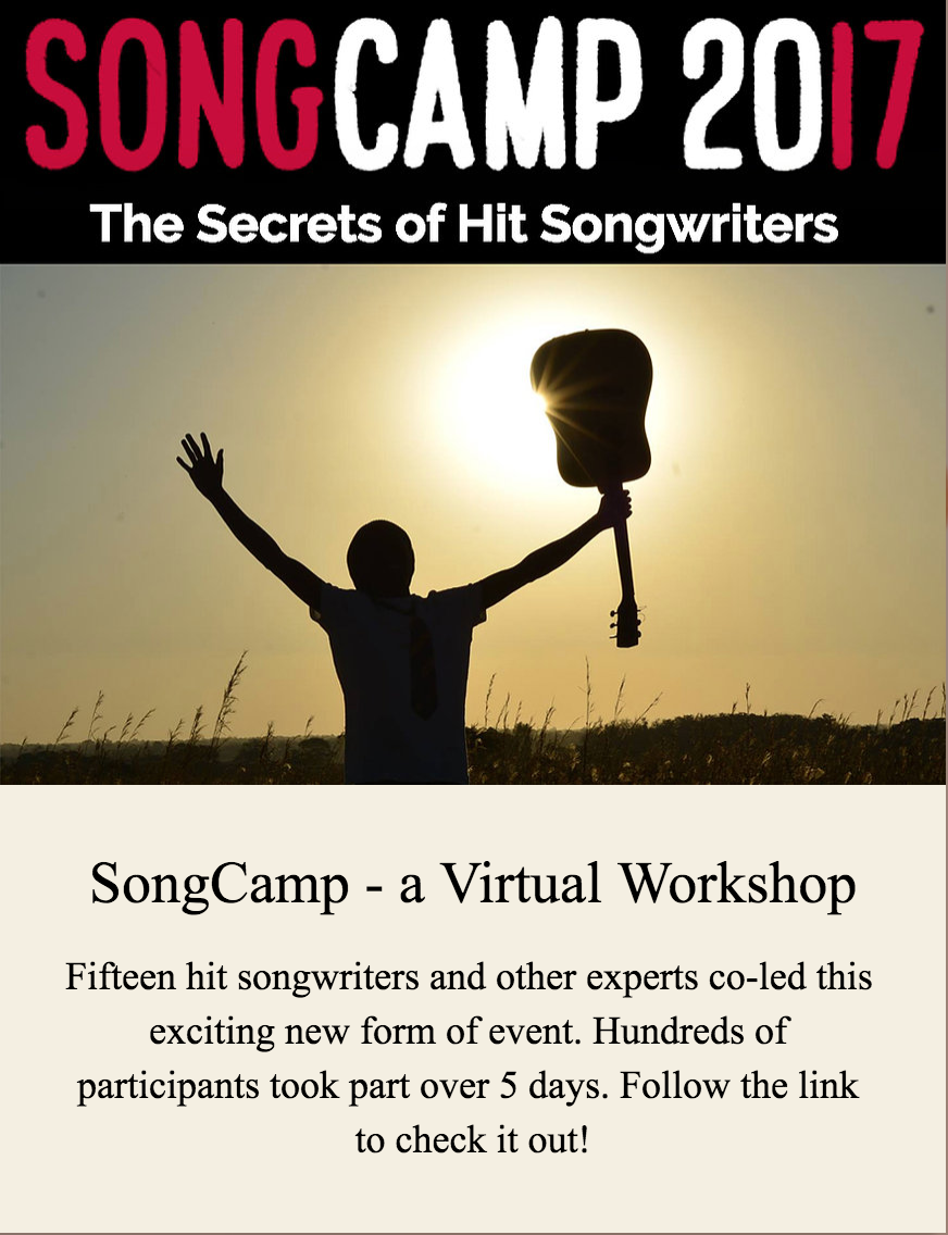 SongCamp - The Secrets of Hit Songwriters