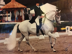 Catherine McWilliams, owner of Eastward Dressage