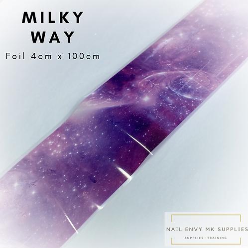 Foil - Milky Way