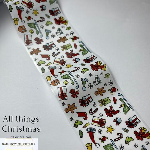 All things Christmas Foil