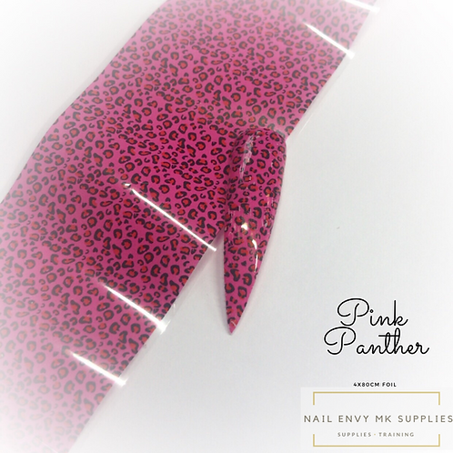 Foil - Pink Panther
