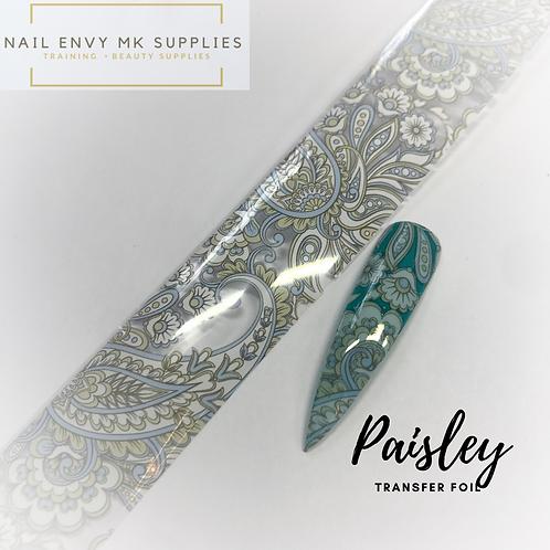 Foil - Paisley