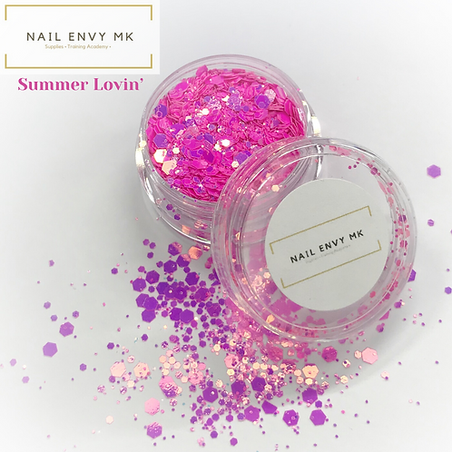 Summer Lovin' - Chameleon Glitter