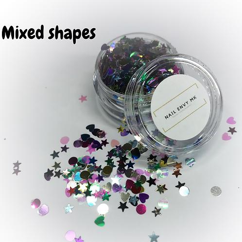 Mixed Shapes