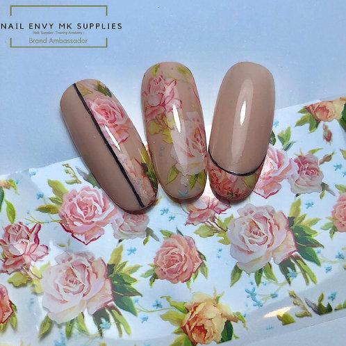 English Rose Foil