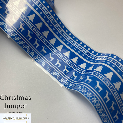 Christmas Jumper Foil
