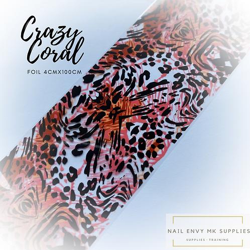Foil - Crazy Coral