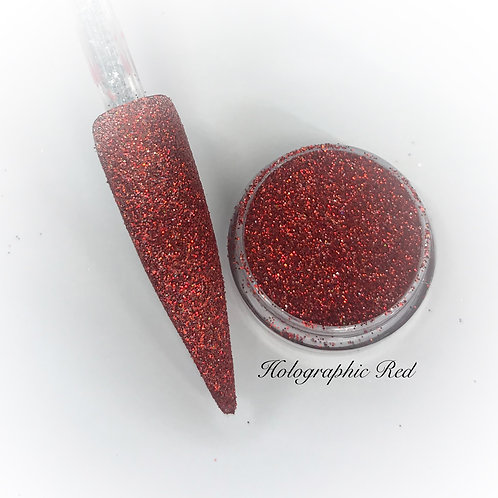 Holographic Red