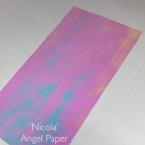 Nicola Angel Paper