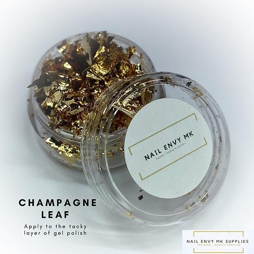Champagne Leaf