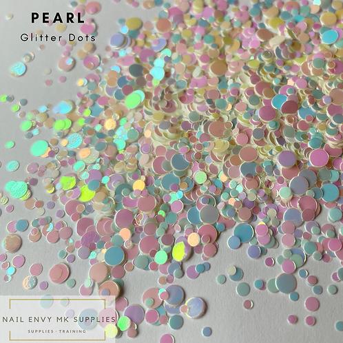 Pearl Glitter Dots