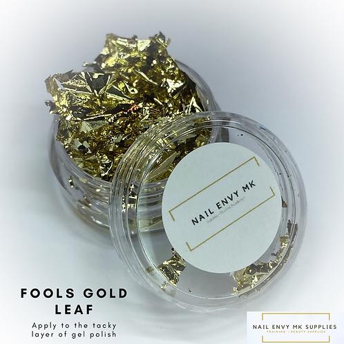 Fools Gold Leaf