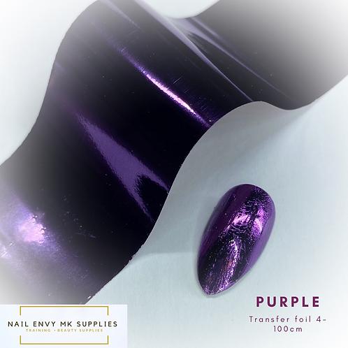 Foil - Purple