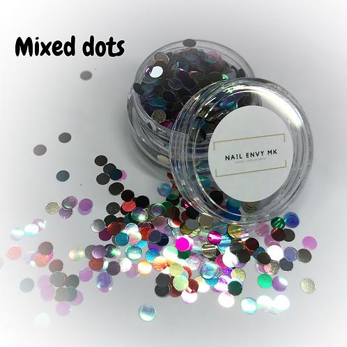 Mixed Dots