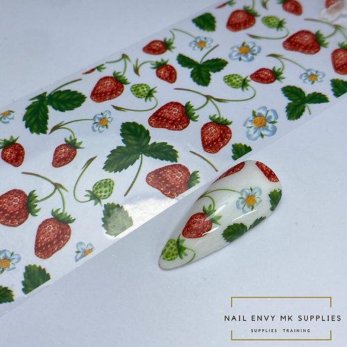 Strawberry Field Foil