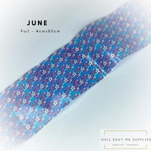 Foil - June