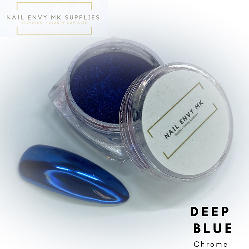 Chrome - Deep Blue