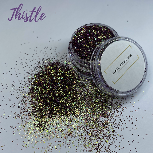 Thistle Glitter
