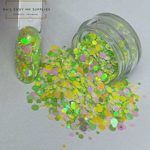 Fiji Glitter Dots