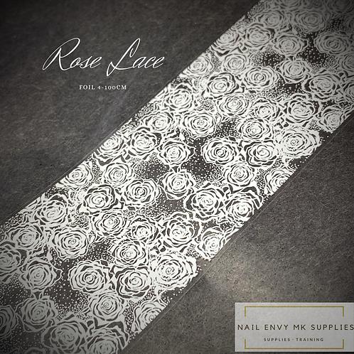 Foil - Rose Lace