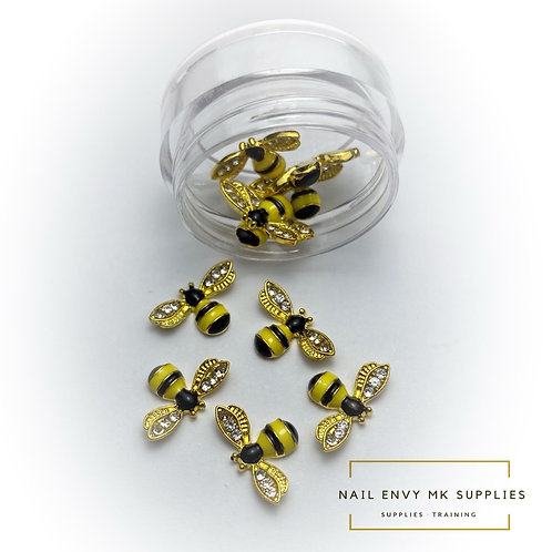 Bumble Bee 3D Charm