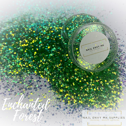 Enchanted Forest Glitter