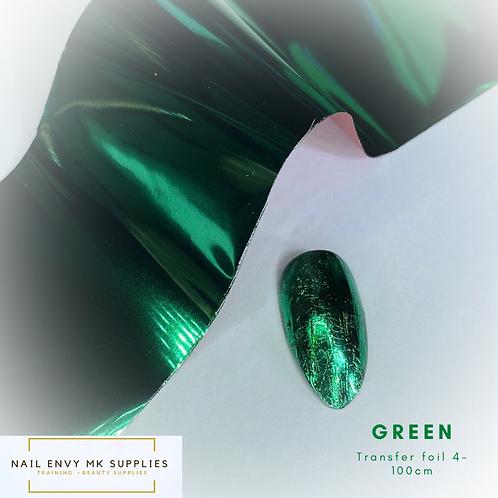Foil - Green
