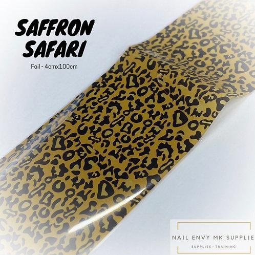 Foil - Saffron Safari
