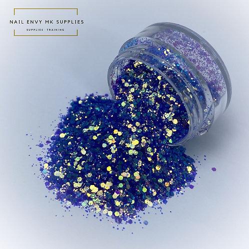 Indigo Island Glitter