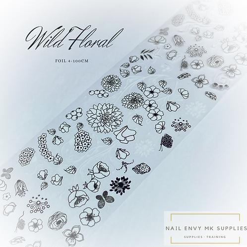 Foil - Wild Floral