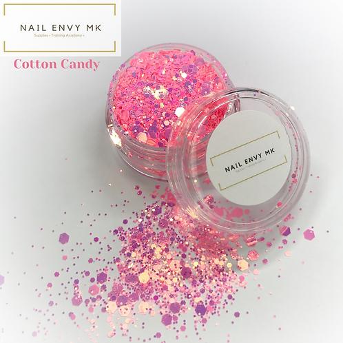 Cotton Candy - Chameleon Glitter