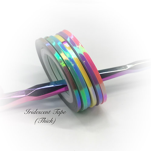 Iridescent Tape - Thick